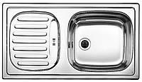 Мойка FLEX mini сталь нерж.мат 511918
