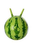 Мяч для фитнеса с рожками MS-0473 Арбуз