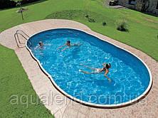 Каркасный овальный морозоустойчивый сборный бассейн 9,1х4,6х1,2м Mountfield (Чехия) 407 DL без оборудования, фото 3