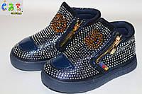 Демисезонная обувь детская. Ботиночки на девочек от фирмы СВТ.Т B256-6 (8пар, 27-32)
