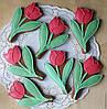 Тюльпаны. Подарки для женщин. Пряники на 8 Марта, фото 7