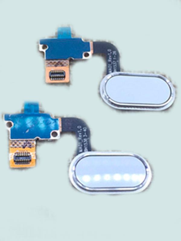 Кнопка Home Meizu m1  M57A MA01 White