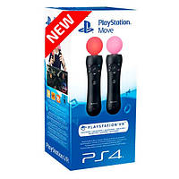Sony PlayStation Move Motion Controller PS4 VR Twin Pack (Оригинал)