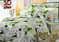 Комплект постельного белья поликоттон ТМ Sveline Tekstil (Украина) полуторный PC135
