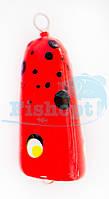 Поплавок красный мухомор 2g