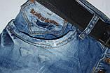 Женские рваные джинсы бойфренд больших размеров Red Sold (код 11134)29-33, фото 5