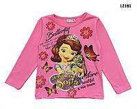 Кофта Принцесса Sofia для девочки. 1-2 года