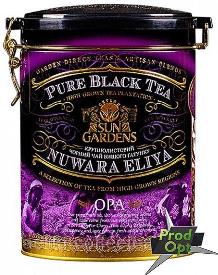 Чай чорний Ж/Б Garden ОРА 100г