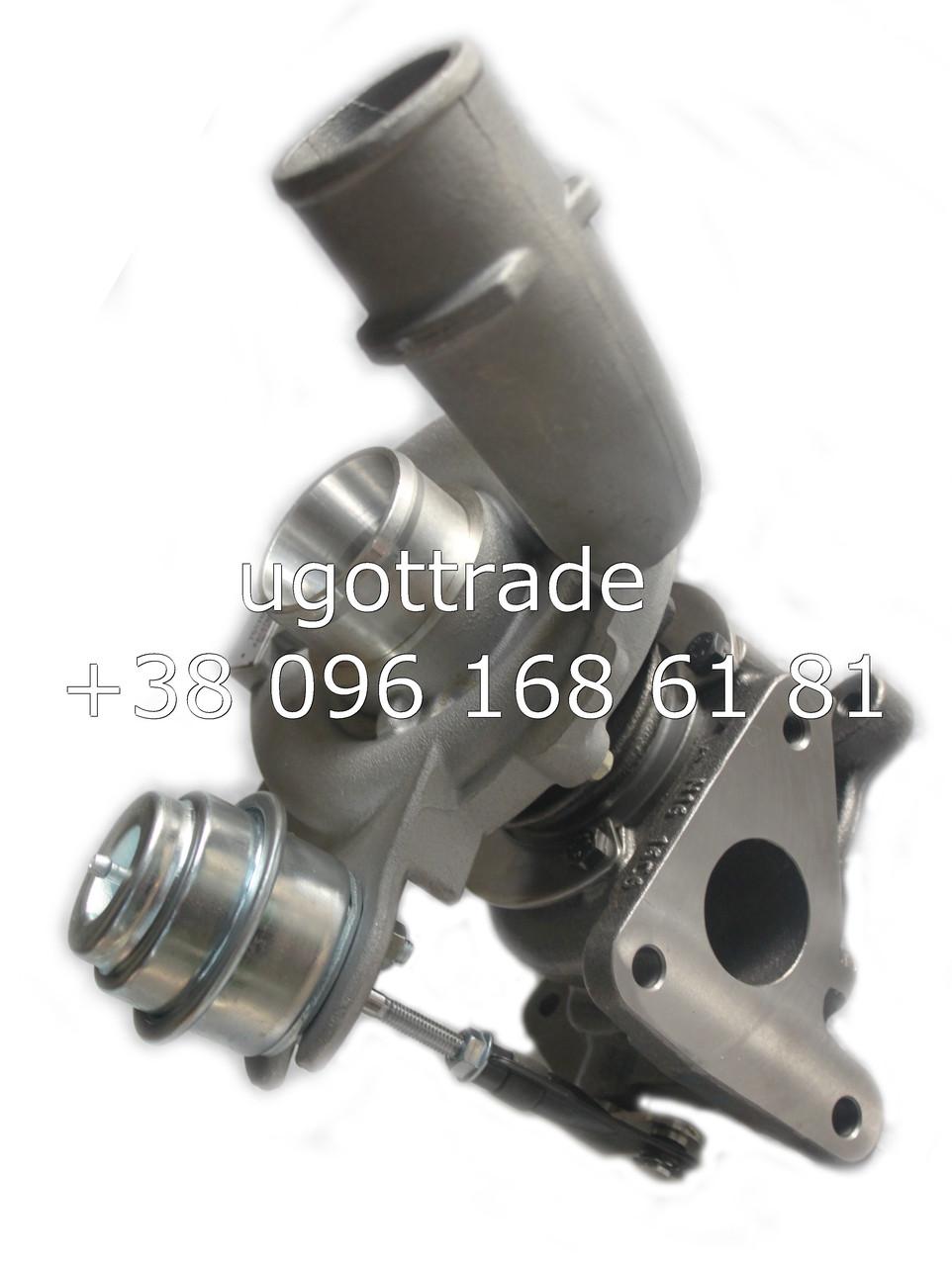 Турбокомпрессор Garrett GT1549S Opel Movano, Renault Master, Renault Trafic