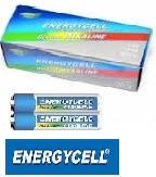 Батарейки Energycell Alkaline R6 (AA)