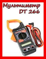 Мультиметр  DT 266, Токовые клещи DT 266, тестер