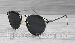 Женские солнцезащитные очки  черные 6027, фото 3
