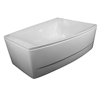 Акриловая асимметричная ванна Volle 1700x1200x630 TS-100/R