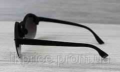 Круглые женские солнцезащитные очки, фото 3