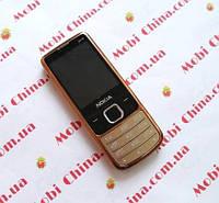 Копия Nokia 6700 (BOCOIN q670) - 2 sim+microSD gold
