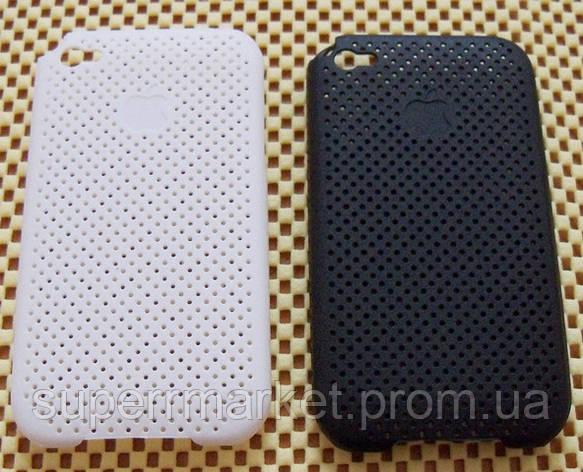 Чехол сетка на китайский Айфон 5   чехол на iPhone 5, фото 2