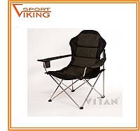 """Складной стул-кресло """"Мастер Карп"""" с чехлом, зеленый"""