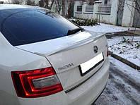"""Спойлер Skoda Octavia A7 """"RS"""", Шкода А7, фото 1"""