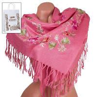 Женский шерстяной шарф 163 на 69 см ETERNO (ЭТЕРНО) ES0206-7-13