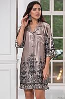 Рубашка Mia-Amore свободного покроя Mia-Amore JUSTIN 3147 Миа-миа