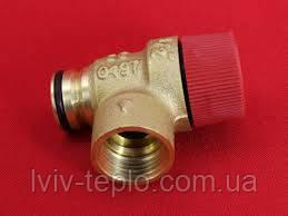 6VALSIBA07 Предохранительный клапан Fondital