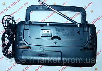 Радио всеволновое KIPO KB-409AC, фото 3