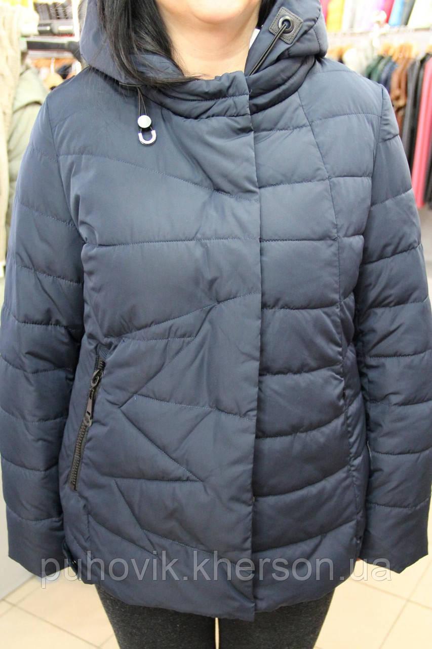 e3869ee1cc8 Куртка женская Meajiateer M17-59  Т. СИНИЙ   продажа