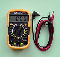 Мультиметр   DT 830 LN, Цифровой тестер DT 830 LN