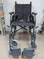 Медицинская инвалидная коляска Sunrise из Америки ширина 44 см.  б.у. из Европы