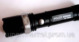 LED-фонарик Police BL-T8629-XPE 30000W, фото 3