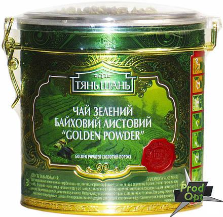 Чай Тянь-Шань Ж/Б Золотий Порох 100г , фото 2