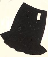 Юбка женская черная р-р 38-42(евро)