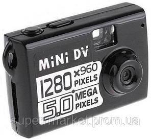 Мини камера Mini DV, DVR 5Mp HD 1280х960.
