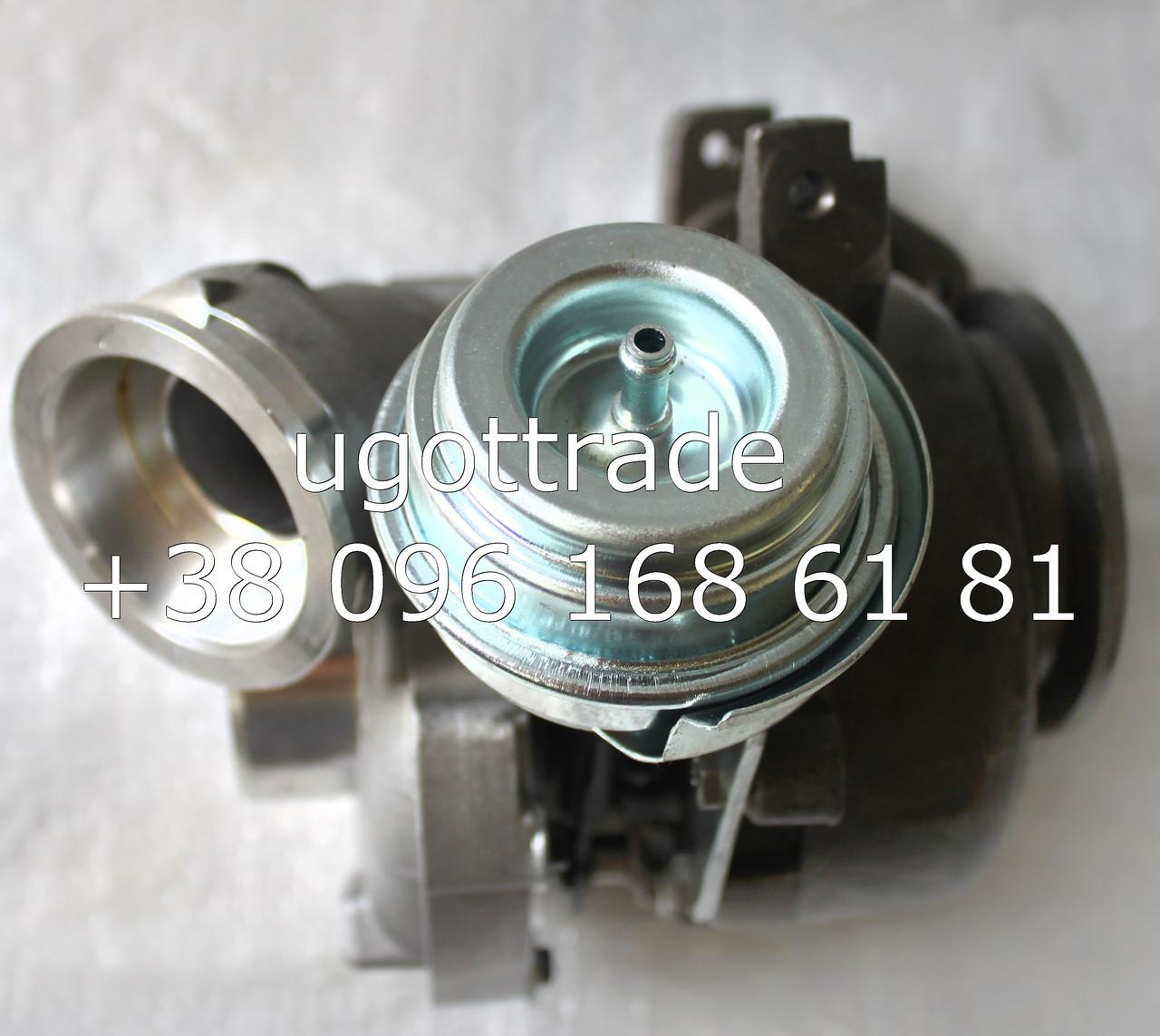 Турбокомпрессор GARRETT GT1852V OM 611 Sprinter