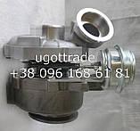 Турбокомпрессор GARRETT GT1852V OM 611 Sprinter, фото 3