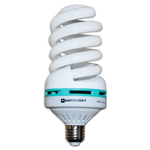 Лампа енергозберігаюча S 45W E40 4200K