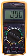 Мультиметр  DT 9207А, профессиональный цифровой тестер DT 9207