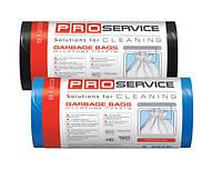 Пакеты для мусора PRO ХД 120 л. 20шт. синие ,черные