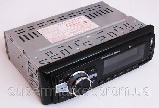 Автомагнитола Pioneer 1270 MP3 SD USB AUX FM, фото 2