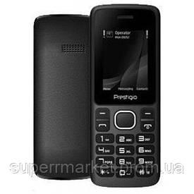 Телефон Prestigio 1170 DS Black