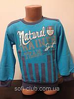Детская одежда оптом Джемпер для мальчиков Toontoyо птом р.5-8лет, фото 1
