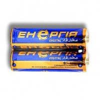 Батарейки  Энергия Alkaline AAA (LR03)