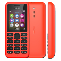 Телефон Nokia 130 dual Red '''''