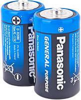 Батарейки PANASONIC R20 D (R20)