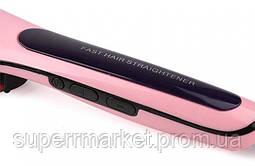Электрическая расческа-выпрямитель Fast Hair Straightener HQT-906, фото 2