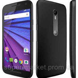 Смартфон Motorola Moto G (3rd Generation) 16Gb Black