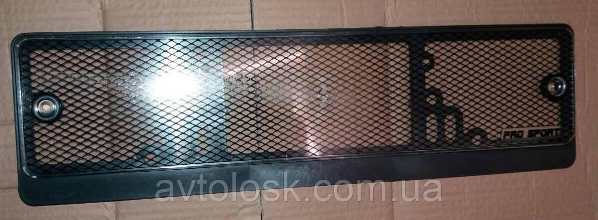 Рамка номера со стеклом, сетка нарисована