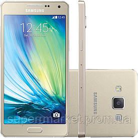 Смартфон Samsung Galaxy A5 16GB A500 Champagne Gold '3