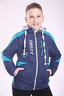 Куртка-жилет для мальчика, рост 98 см. Разные цвета.