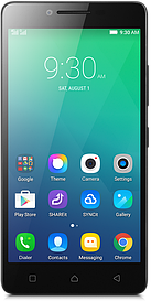 Смартфон Lenovo A6010 8Gb Black
